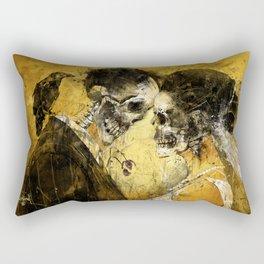 'Til Death do us part Rectangular Pillow