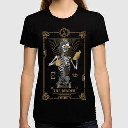 The Reader X Tarot Card T-shirt