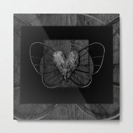 Elysium 2l by Kathy Morton Stanion Metal Print