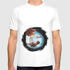fetus Mens Fitted Tee White MEDIUM