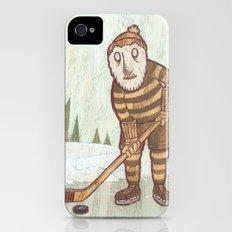 Hockey Yeti Slim Case iPhone (4, 4s)