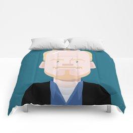 Comics of Comedy: Jim Gaffigan Comforters