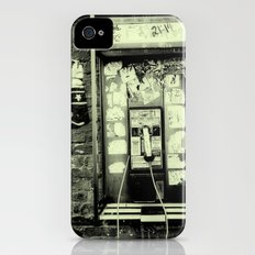 Just before the i-phone iPhone (4, 4s) Slim Case