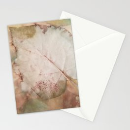 Leaves of Color 1 Stationery Cards