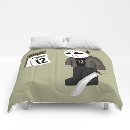 Friday the 12 Comforters