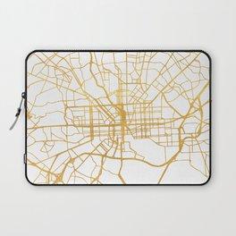 BALTIMORE MARYLAND CITY STREET MAP ART Laptop Sleeve
