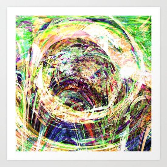 - abysses - Art Print