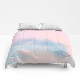 Pastel Sky Dream #1 #decor #art #society6 Comforters