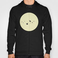 Solar System (you are here) Strings Hoody