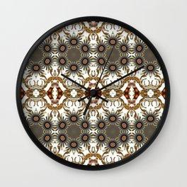 Resurrect Pattern 1 Wall Clock