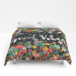 Good Vibes Comforters