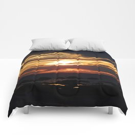 Golden Hour Comforters