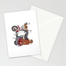 scooter is my soulmate Stationery Cards