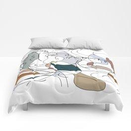 Gulliver in The Loop Comforters