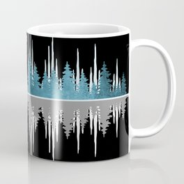 The Sounds Of Nature - Music Sound Wave Coffee Mug