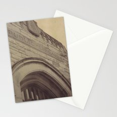 Public Library Stationery Cards