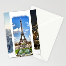 Three Cities Stationery Cards