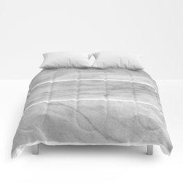 Granite Gray Slabs Comforters
