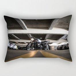 Triumph Cafe Racer Rectangular Pillow