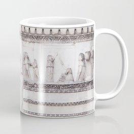 Minerva Temple - Rome Forum Architecture Photography Coffee Mug