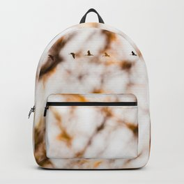 Fly Away Home  Backpack