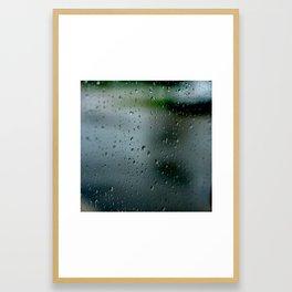 Pluviophile Framed Art Print