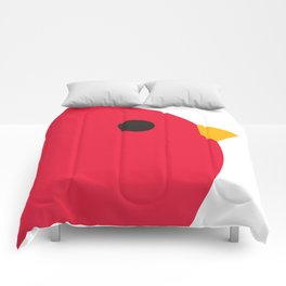Red Fred Comforters