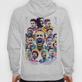 The Stars of World Cup 2018 Hoody