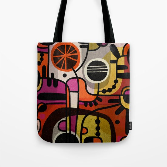 WANDERINGS Tote Bag