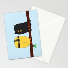The Dark Knight Rises Stationery Cards