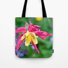 Dragon Flower  Tote Bag