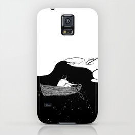 Rowing to you iPhone Case