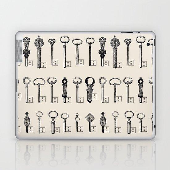 Usb Keys Laptop & iPad Skin
