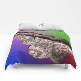 Taj Mahal Shell Comforters