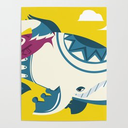 A Whale's Dream Poster