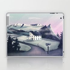 Alpine Island Laptop & iPad Skin