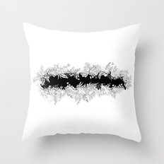 Where are the stagnant waters 3 Throw Pillow