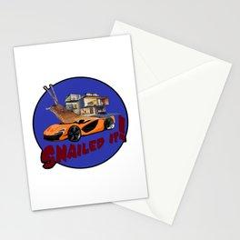 Snailed It! Stationery Cards