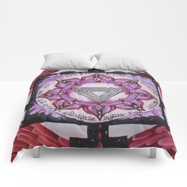 Kali Yantra Comforters