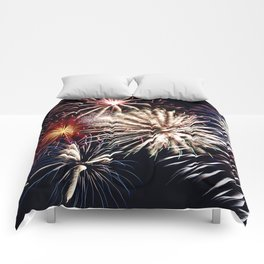 celebration fireworks Comforters