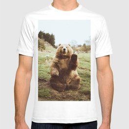 Hi Bear T-shirt