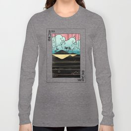 Ace of Aloha Long Sleeve T-shirt