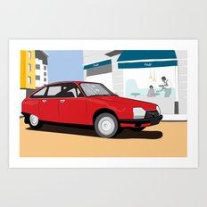 GS Art Print
