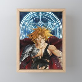 Transmutation Framed Mini Art Print