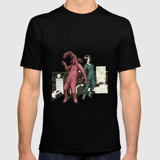 Dancing on the roof T-shirt