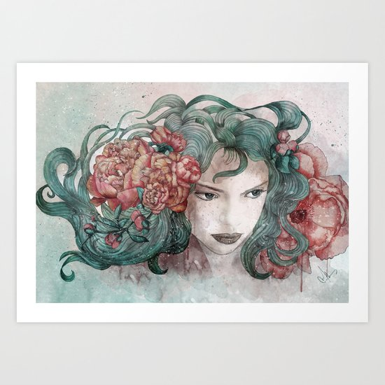 Spring Will Come Art Print