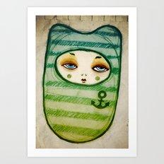 Sea Soul Art Print