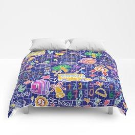 School teacher #7 Comforters
