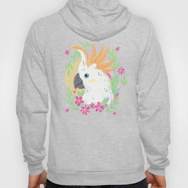 Citron Crested Cockatoo Hoody