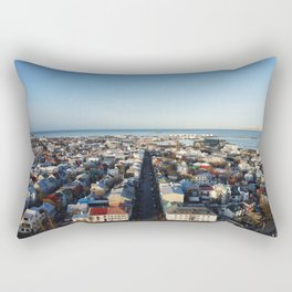 We built this city. Rectangular Pillow